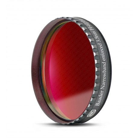 Filtre Narrowband H-alpha largeur 3.5 nm standard 50.8 mm