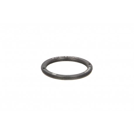 Bague de réduction  50,8 mm a / M41.5i (sans longueur optique) -transforme chaque filetage interne de 50,8 mm (SC) en M41.5 x 1