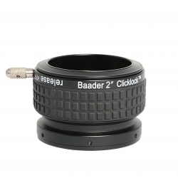 BAADER PLANETARIUM SYSTEME DE BLOCAGE CLICKLOCK 50.8 mm extension 37 mm