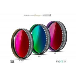 BAADER PLANETARIUM Filtre neutre, ND 3, T 0.1%, standard 31.75 mm