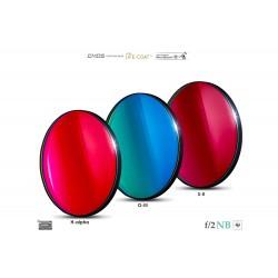 BAADER PLANETARIUM Filtre neutre, ND 0.6, T 25%, standard 48 mm