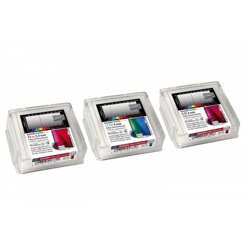 Filtre UV IR CUT/ L standard 50.8 mm, barillet faible epaisseur