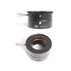 BAADER PLANETARIUM Bague Baader Pushfix 50.8 mm/31,75 mm, pour cremaillere Newton
