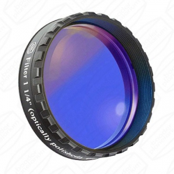 BAADER PLANETARIUM Filtre bleu fonce 435 nm standard 31,75 mm