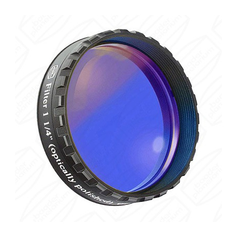 Filtre bleu fonce 435 nm standard 31,75 mm