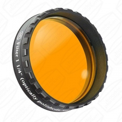 BAADER PLANETARIUM Filtre orange 570 nm standard 31,75mm