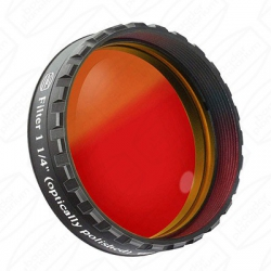 BAADER PLANETARIUM Filtre rouge 610 nm 31,75mm