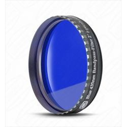 BAADER PLANETARIUM Filtre bleu fonce 435 nm standard 50.8 mm