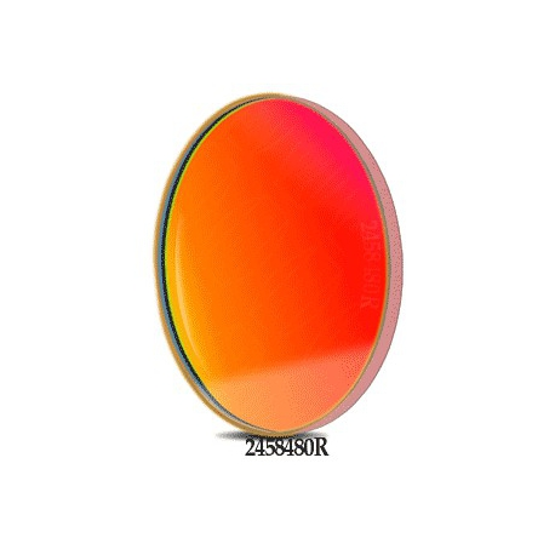 Filtre rouge CCD,   50.4 mm