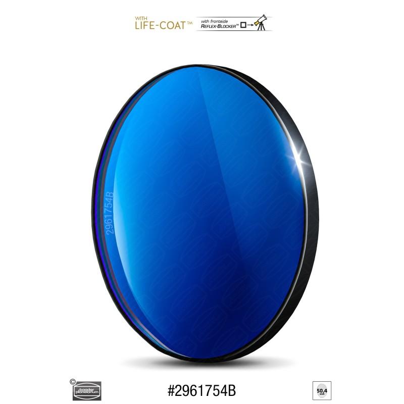Filtre bleu CCD,   50.4 mm
