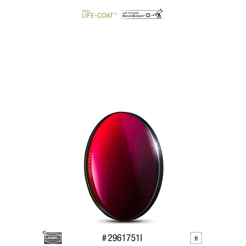 Jeu de filtres L-RGB CCD,  50.4 mm