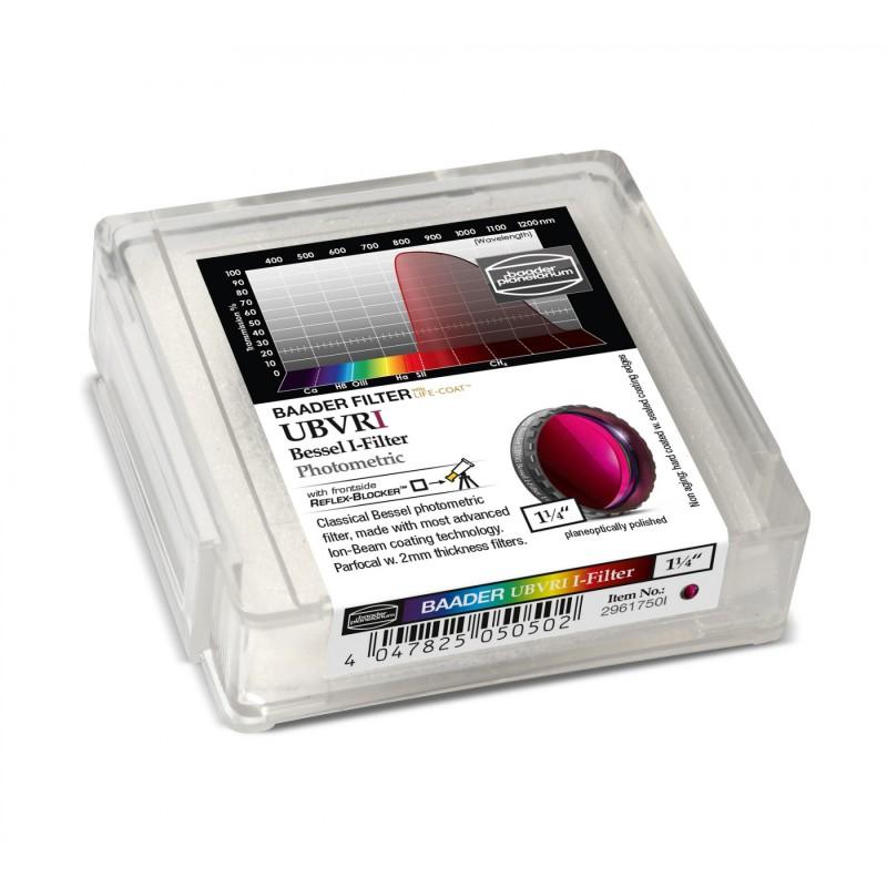 Filtre rouge CCD,  36 mm